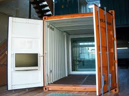 fresh shipping container house architect 13452 inside the interior
