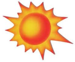 sun cutout partycheap