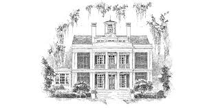 Our Town House Plans by Jim Strickland Historical Concepts House Plans