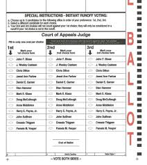 election ballots template eliolera com