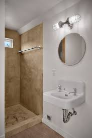 seattle shower lighting ideas bathroom contemporary with cage