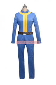 fallout vault jumpsuit fallout 3 vault jumpsuit costume for sale