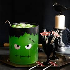 halloween punch bowl set spooky halloween ideas rachael ray every day