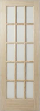 15 light french door interior french doors tdl doors true divided lite doors pine doors