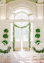 Wedding Ceremony Decorations 20 Romantic Botanical Wedding Ceremony Backdrops Weddingomania
