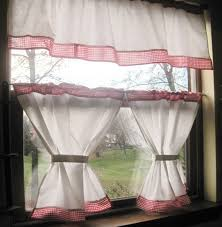 Christmas Kitchen Curtains by 100 White Kitchen Curtains Curtain Valance White Decorate