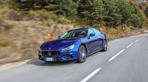 maserati sedan 2018 2018 maserati ghibli s gransport first drive italian charm