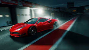 widebody ferrari novitec goes widebody on the ferrari 488 gtb and spider 5 images