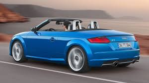 audi tt convertible the 2015 audi tt and tts roadster these are them