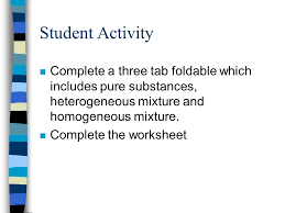 grade 7 science unit 3 mixtures u0026 solutions the particle theory