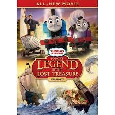 thomas friends sodor u0027s legend lost treasure
