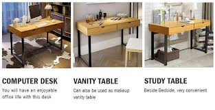 study table for college students amazon com tribesigns computer desk modern stylish 47 home office