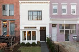 house of the week contemporary capitol hill row house for 1 395m