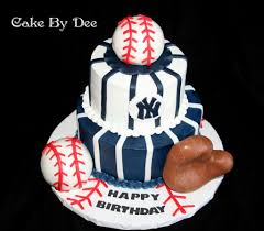 ny yankees cake food pinterest yankee cake ny yankees and cake looking for cake decorating project inspiration check out new york yankee s birthday cake by member cakesbydee