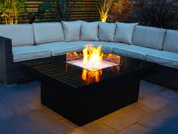 madrid gas fire pit table previous installations