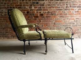 Metal Lawn Chair Vintage by Chaise Lounges Double Wide Chaise Lounge Indoor With Cushions