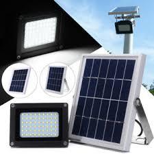 solar powered dusk to dawn light solar power 54 led dusk to dawn sensor outdoor security flood light
