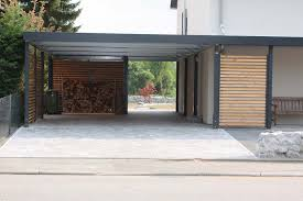 design carport holz carports wien carport garagen überdachungen windschutz gerätehäuser