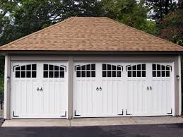 Double Car Garage by Double Garage Doors With Windows And Insulated Two Car Garage Door