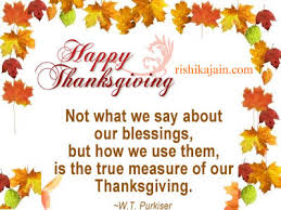 happy thanksgiving to all my friend and family inspirational