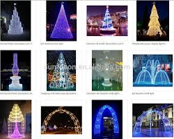 Christmas Rope Light Decorations by Led Christmas Decoration Bright Gift Box Rope Light Round 2 Wires