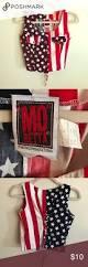 Flag Crop Top American Flag Crop Top Tank Top Feeling Patriotic Get This