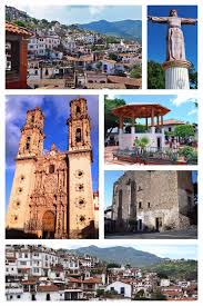 Taxco Mexico Map by Taxco Wikipedia