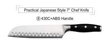 kitchen knives uses multifunctional japanese style kitchen knife 7 chef knife