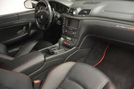 maserati granturismo interior 2014 maserati granturismo mc stock m1901a for sale near westport
