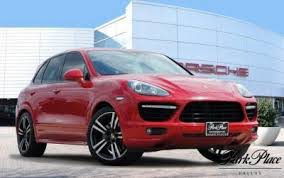 2014 porsche cayenne turbo s for sale porsche cayenne turbo s in dallas tx for sale used cars on