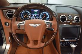 bentley steering wheel 2017 bentley continental gt v8 s stock b1266 for sale near