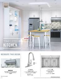 Rona Kitchen Faucets Rona Kitchen Catalogue September 15 To October 9