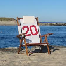 nautical line nauset recliner cape cod beach chair company