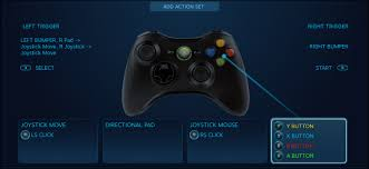 pubg xbox controls how to remap xbox playstation and other controller buttons in steam