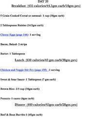 breakfast menu for diabetics breakfast ideas for kids with diabetes kids breakfast recipes