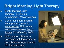 Light For Depression 1 Healthy Transitions Maintaining Mental Health Though The