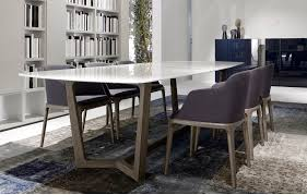 white marble dining table set stylish white marble dining table and dark purple upholstered chairs