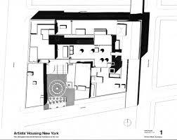 westbeth artists u0027 housing u2013 richard meier u0026 partners architects