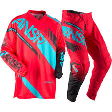motocross helmets for kids answer 2017 kids mx new syncron red teal jersey pants youth