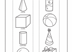 1st grade geometry worksheets u0026 free printables education com