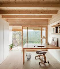 home home interior design llp eco friendly house design with separate wooden living spaces for