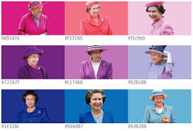 colour of 2016 trooping the colours the colour code secrets of the queen s