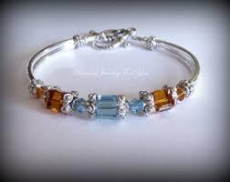custom birthstone bracelets birthstone bracelet mothers day gift custom bracelets