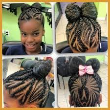plaited hair styleson black hair little girl hairstyles on pinterest kids hair styles cornrows