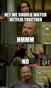 Meme John Travolta - skinhead john travolta meme imgflip