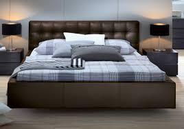 Leiner Schlafzimmer Buche Lederbett 140x200 Cm Maße In Weiß Polsterbett Gordon