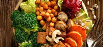 the top 10 plant based diet food