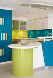 vibrant kitchen design idesignarch interior via contemporist idolza
