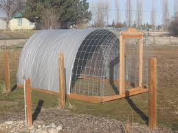 project freedom ranger hoop house build