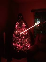 merry sithmas i put up my tree album on imgur